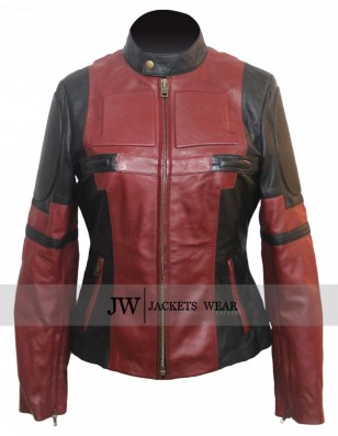 Deadpool Jacket for Women