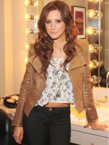 Jacket Ashley Tisdale