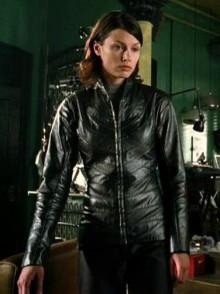 I Robot Black Jacket