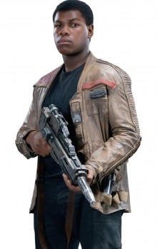 Finn star Wars Jacket