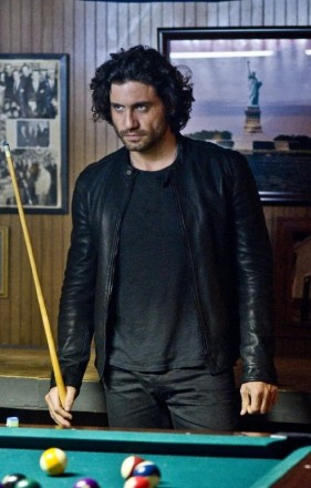 Edgar Ramirez Deliver Us From Evil Jacket