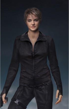 Shailene Woodley Allegiant Jacket