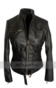 Brown once upon a time Emma Swan Jacket