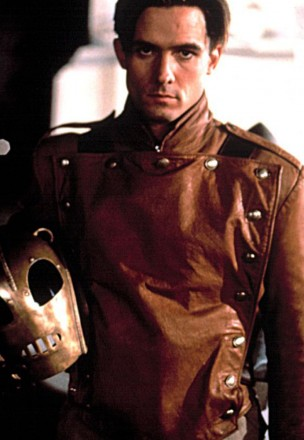 Billy Campbell The Rocketeer Leather Jacket