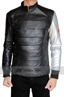 Bucky Leather Jacket