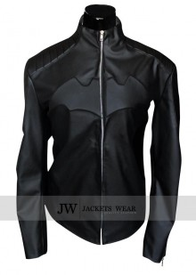 Batman leather jacket for women