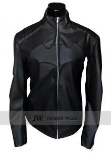 Batman leather jacket for women